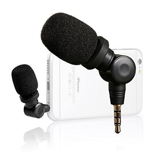 Saramonic Microphone Sensitivity Smartphones Livestream product image