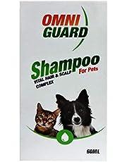 OMNI GUARD SHAMPOO Vital hair & Scalp complex 60 ml