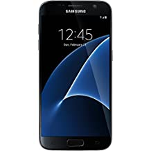 Samsung Galaxy S7 Unlocked GSM 4G LTE Smartphone - Black (Renewed)