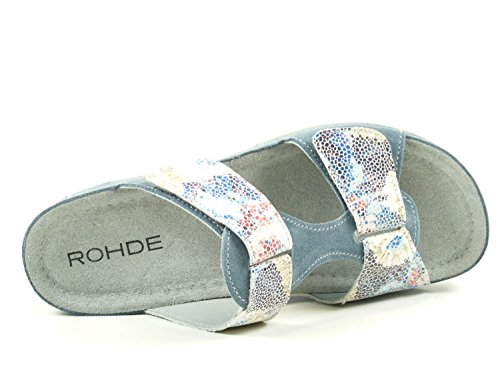 Bleu Jeans Rohde 40 Mules 55 Giessen Femme qwITIxUX