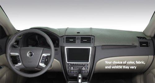 DashMat Ltd Ed. Dashboard Cover Audi A6 (Polyester, Gray)