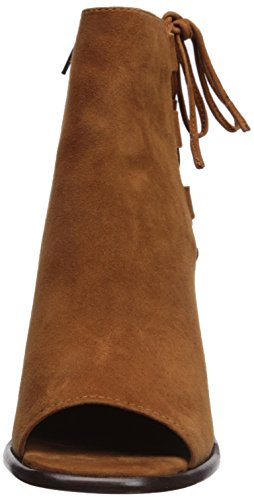 5 Women's M Side 7 US Suede Nutmeg Boot Amy Ghillie FRYE dTzq8d