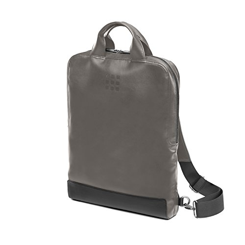 - Moleskine Classic, Device, Bag, Vertical Mud Grey