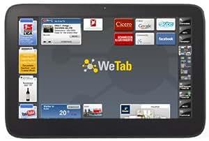"WeTab - Tablet (3G, 29,5 cm/11,6"", 32 GB, UMTS, Bluetooth 2.1 + EDR, Wi-Fi, GPS) [Importado de Alemania]"