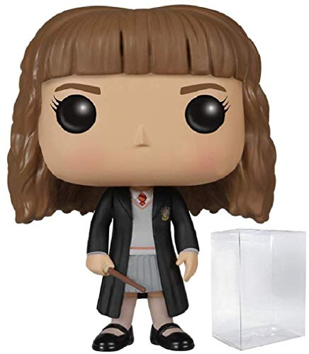 Harry Potter - Hermione Granger #03 Funko Pop! Vinyl Figure (Includes Compatible Pop Box Protector Case)