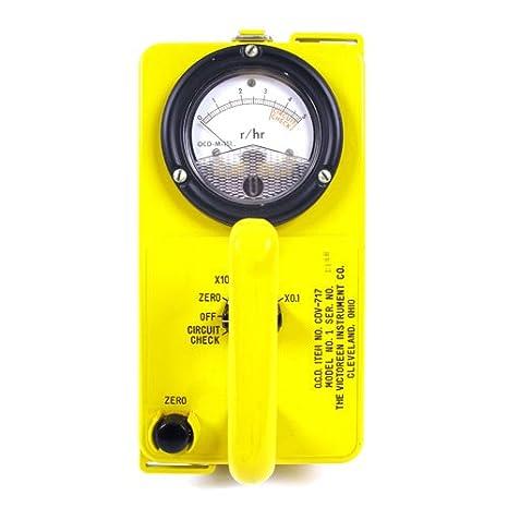 Civil Defense CD V-717 Radiological Survey Meter