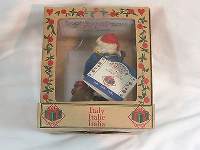 Shaker Hearth Christmas Cookie Stamp Press Santa Claus ITALY Around World Wilton by Shaker Hearth (Image #2)
