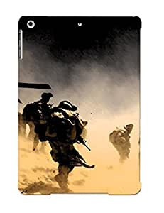 850305a6546 New Premium Flip Case Cover Military Skin Case For Ipad Air As Christmas's Gift