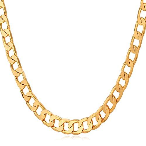 U7 Classic Unisex Fashion Jewelry