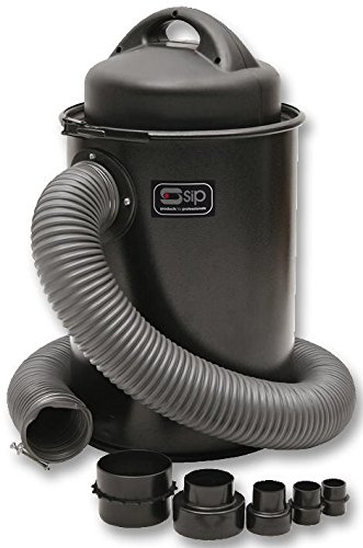 SIP 1929 DUST COLLECTOR 50L [1] (Epitome Certified)