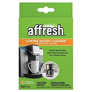 Affresh W10511280 Coffeemaker Cleaner - 4 Tablets