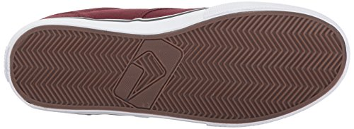 Globe Mens Tribe Skate Shoe Bordeaux