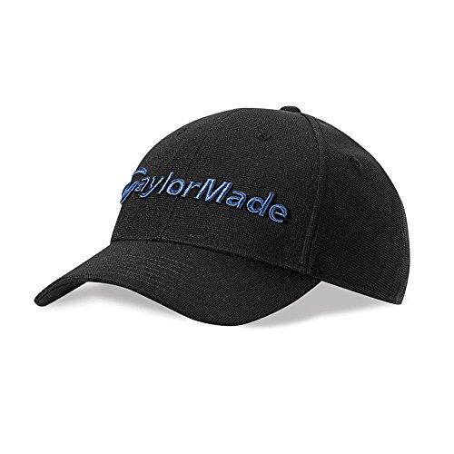 (TaylorMade New Est. 79 Casual Black/Blue Adjustable Hat/Cap)