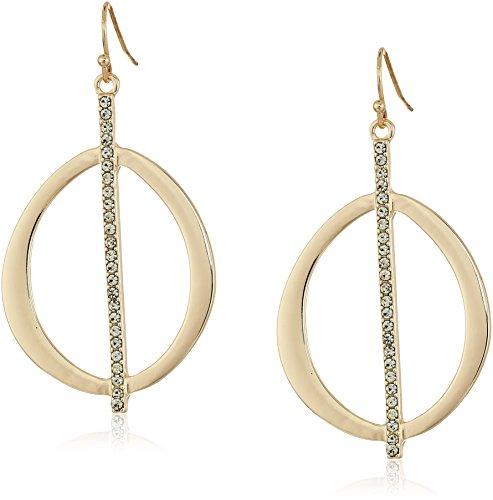 t-tahari-pear-pave-gold-drop-earrings