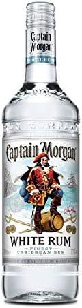 Capitán Morgan Ron Blanco 1L: Amazon.es: Alimentación y bebidas