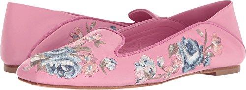 Alexander Mcqueen Zapato De Cuero Para Mujer S. Bonbon Leather / Multi Cocktail / Bonbon / Rose Hip