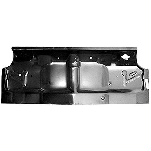 Camino Floor El Bed - Eckler's Premier Quality Products 55195715 El Camino Floor Pan Under Access Panel