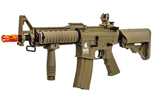 Lancer Tactical LT-02CTL-G2 Gen 2 M4 Carbine AEG Airsoft Rifle - Carbine Tactical M4