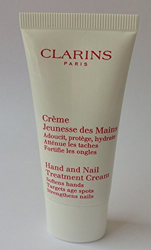Clarins Hand and Nail Treatment Cream for Unisex, 1 Ounce