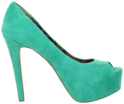 jscarri Multicolore Simpson Pompe Green Femme à plateforme Jessica Palmetto PgxzEP