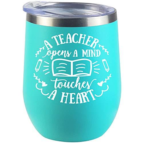 Teacher Gifts, Thanks For Best Teacher Ever Birthday Funny Gift for Kids Teacher For Women Men
