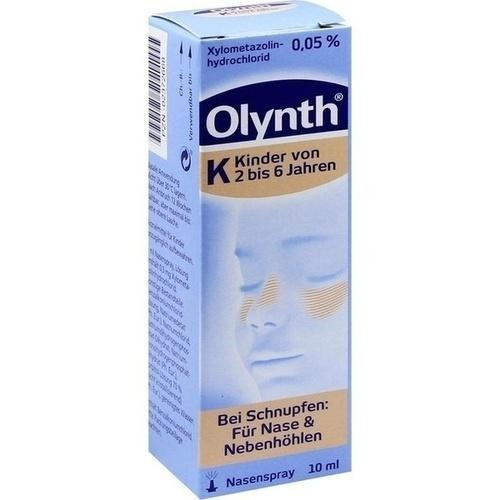 Olynth 0,05% für Kinder Nasendosier-Spray