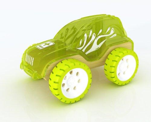 Hape Bamboo Kids Mini Trailblazer