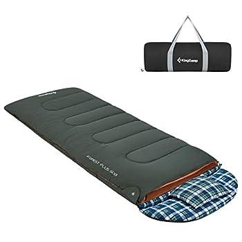 KingCamp Adult Flannel Sleeping Bag