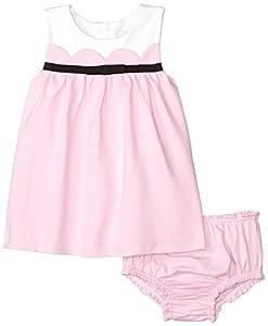 kate spade york Scallop Dress Set - Cherry Blossom - 12 Months from Global Brands Group - Quidsi