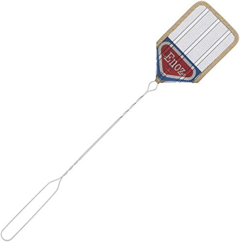 New Enoz R-38 Case of (12) Regular Style Fly Swatters Killer Mesh Blade 8235772 ()