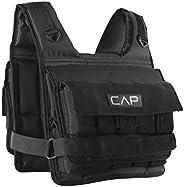 Cap Barbell Short Adjustable Weighted Vest