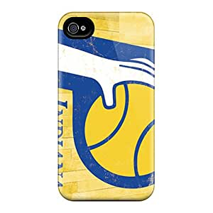 New Snap-on JosareTreegen Skin Cases Covers Compatible With Iphone 6- Indiana Pacers