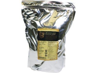 Ojio: 100% Organic Raw Peruvian Cacao Paste 5 Lb (2 Pack)