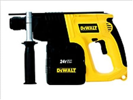 dewalt dw004k2c cless r hammer 24v 2 batts old version amazon