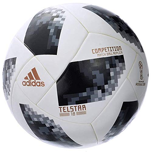 adidas World Cup Competition Ball [White] (4)