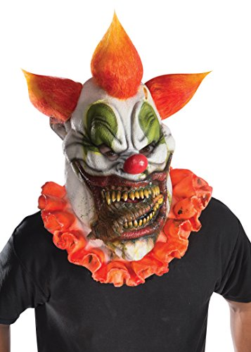 The Chuckles Costume Clown (Rubie's Costume Co. Men's Chuckles the Butcher Mask, As Shown, One)