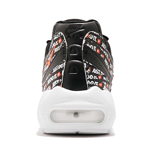 Multicolore Adulte Black 001 Max Black 95 Air Nike Total Mixte Se Orange Sneakers Basses White 8Uq6pH