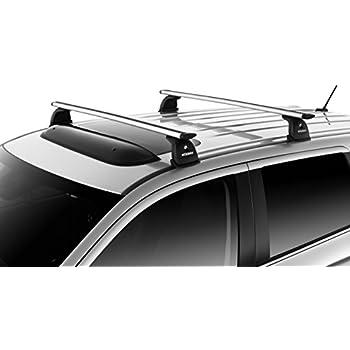 Amazon Com Genuine Mitsubishi Roof Rack Kit For Outlander