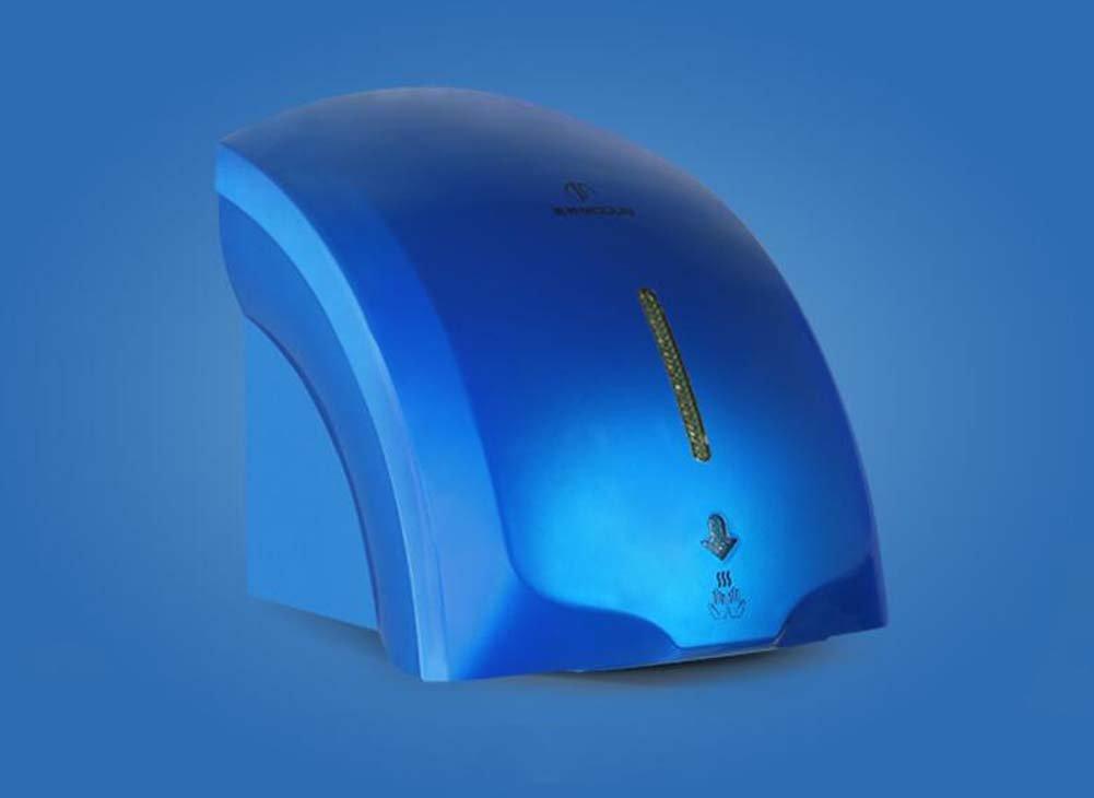 Handtrockner elektrisch 2000W wei/ß zur wandmontage COSTWAY H/ändetrockner automatisch