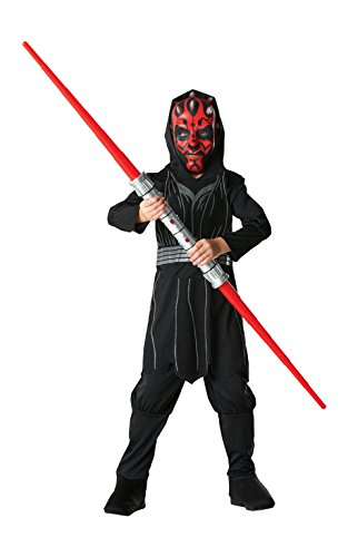 Star Wars - Darth Maul Costume - Child Uk Small ()