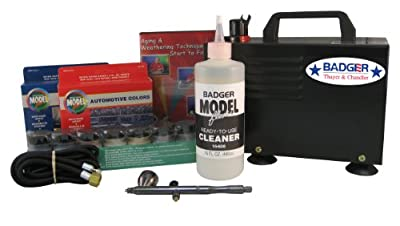 Badger Air-Brush Co. 314-HPWC Professional Hobby System with Compressor