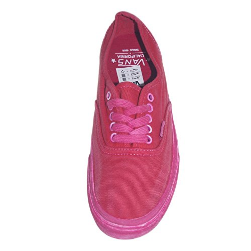 Over Vans Pepper Chili Authentic Ca Washed Chaussures qqztZ