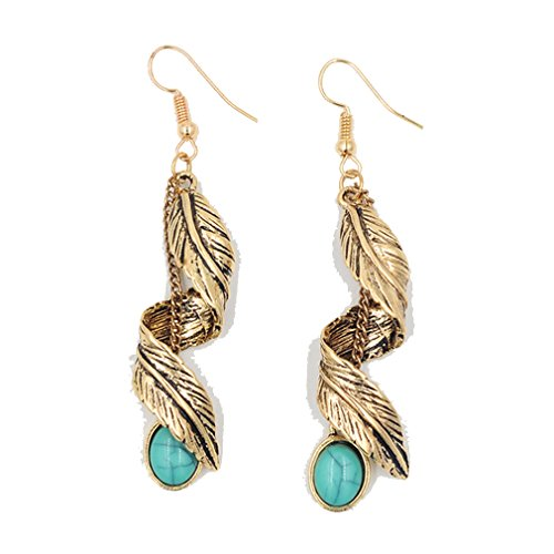 G t retro women 39 s ancient turquoise jewelry silver plating for Jewelry books free download