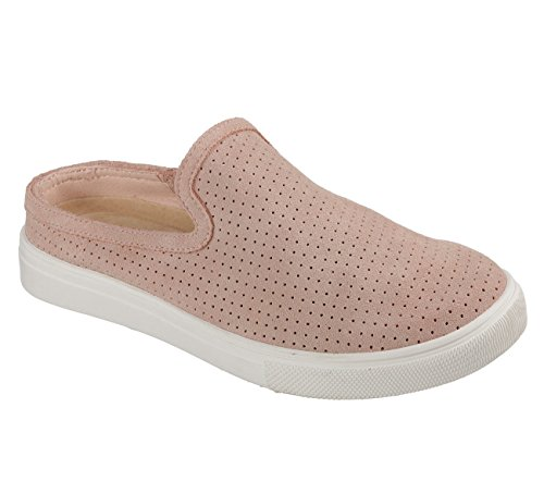 Skechers Womens 73515 Moda - Slide Thru Light Pink GVsC8vsq