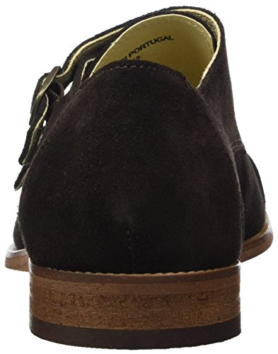 Shoe The Bear Herren Monk S Klassische Stiefel Braun (131 Dark Brown)