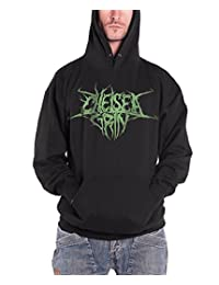 Chelsea Grin The Poison Official Mens New Black Pullover Hoodie