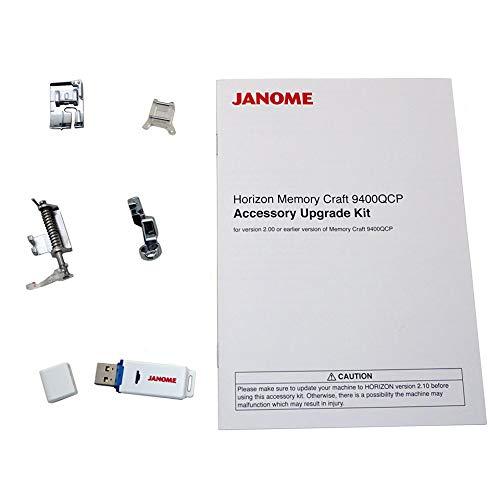 (Janome Horizon Memory Craft 9400 QCP Upgrade Kit)
