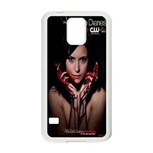 [bestdisigncase] For Samsung Galaxy S5 -TV Series The Vampire Diaries PHONE CASE 14