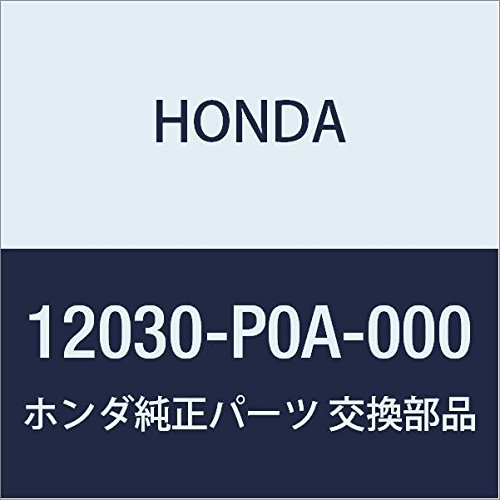 Genuine Honda 12030-P0A-000 Head Cover Gasket Set