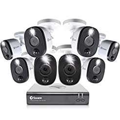 Swann 8 Channel 8 Camera Security System...